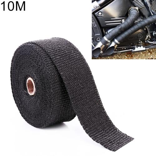 10m cotton material exhaust wrap auto