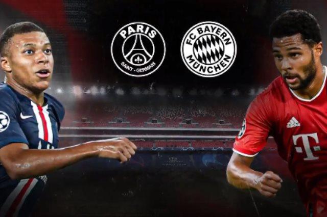 موعد مباراة باريس سان جيرمان ضد البايرن في نهائي دوري أبطال أوروبا كوورة نيوز