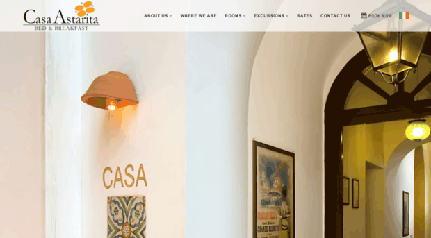 Casastarita Com Sorrento Italy Bed Breakfast Cas