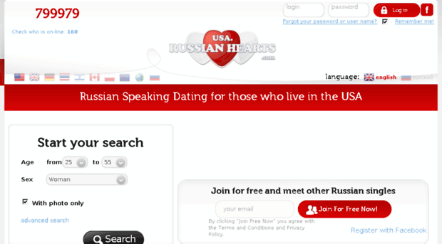 Russian singles in usa