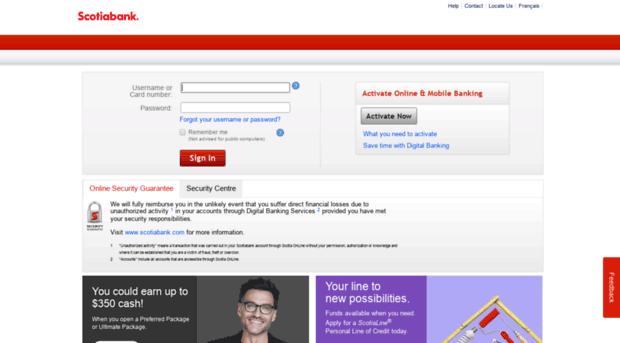 Scotiabank Online - Idee per la decorazione di interni - coremc us
