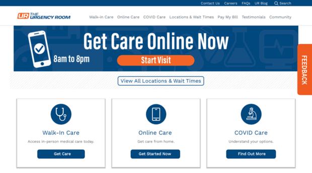 urgencyroomcom  Fast Medical Care  Minnesota