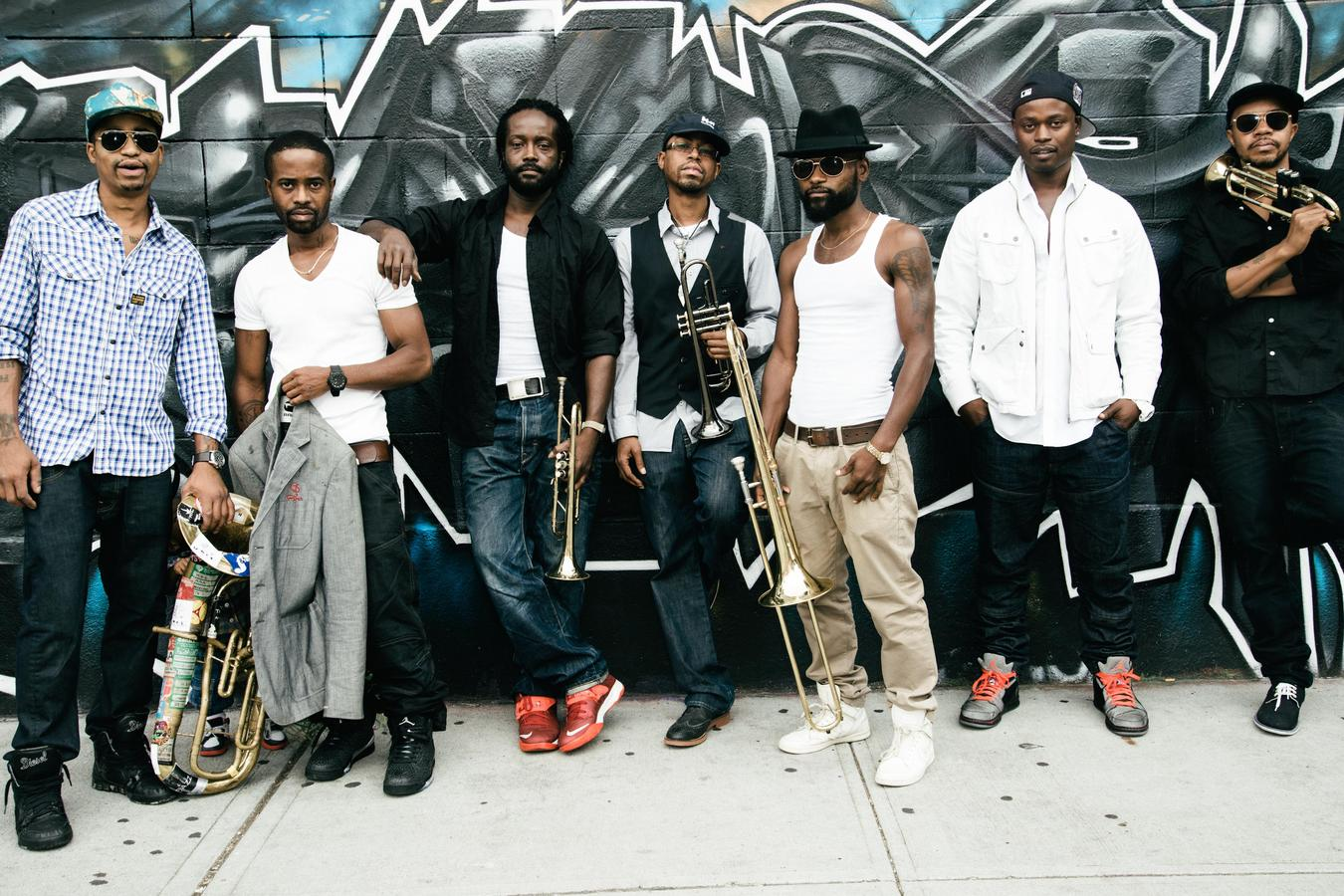 Image result for hypnotic brass ensemble
