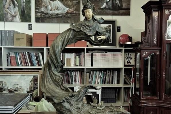 【台中.旅行】台灣的四行倉庫--一間教你如何培養收藏藝術品鑑賞力的藏寶閣(udn部落格粉絲專頁)