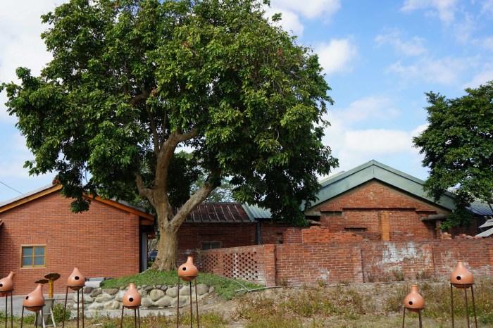 【苗栗、輕旅遊】走進五十三座三合院,打開蘆竹湳古厝三百年的故事。