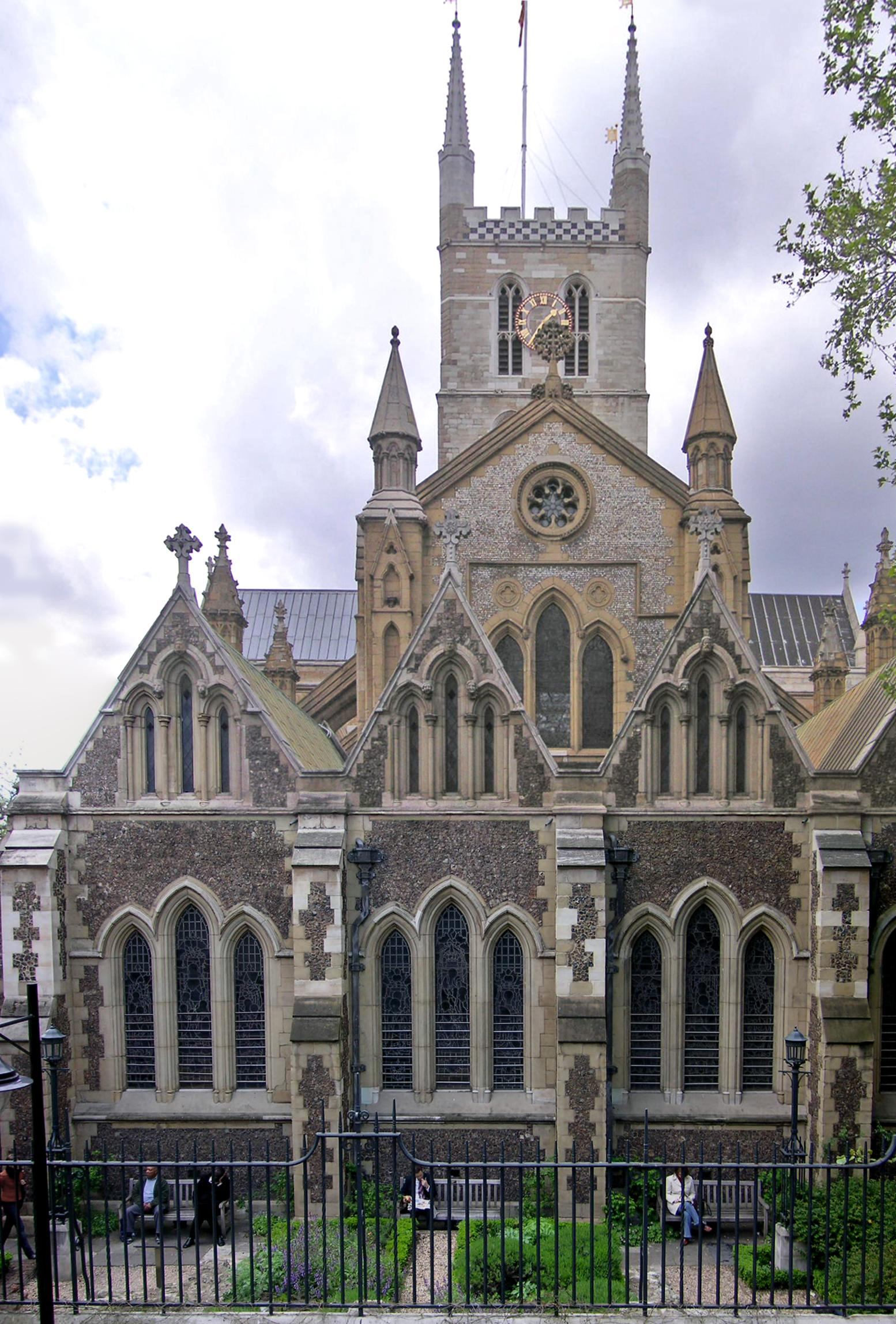 Southwark Cathedral for Private Venue Hire  Prices