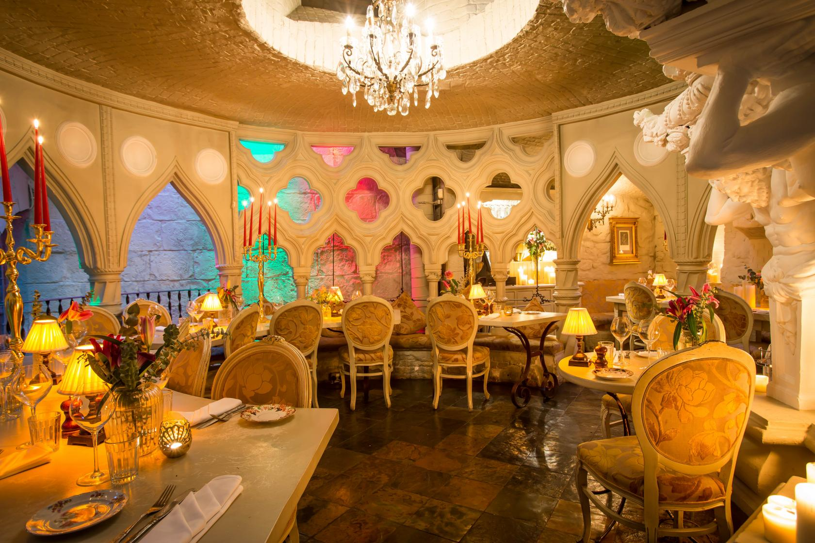 Beach Blanket Babylon Notting Hill For Private Venue Hire