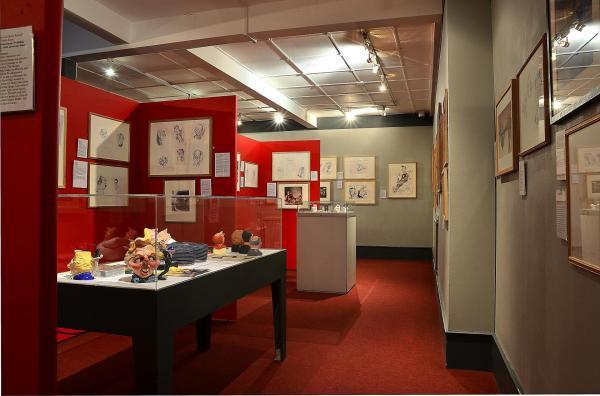 Cartoon Museum - Event Venue Hire London