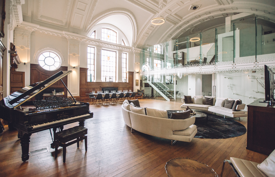 De Montfort Suite  Town Hall Hotel  Event Venue Hire