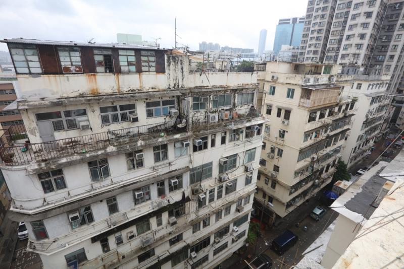 榮光街重建項目擬提供560伙