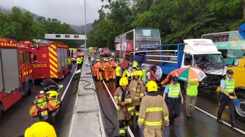 近年嚴重巴士車禍事件