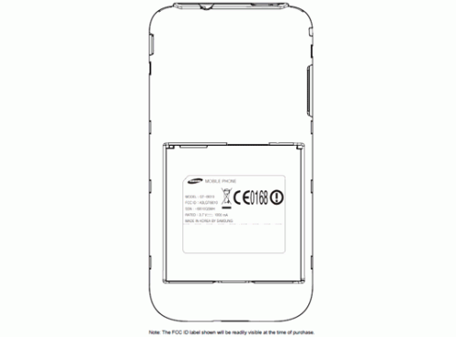 Samsung GT-i9010 shows up in FCC