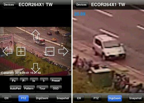 Everfocus Creates New Mobilefocus App Control Your Dvr Ip Camera Talkandroid Com