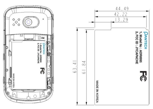 Pantech Apache with Verizon LTE Listed By FCC