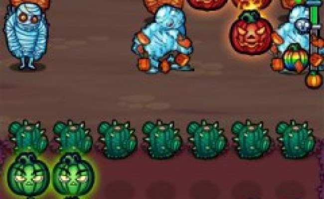 Quick Review Pumpkins Vs Monsters For Android Video