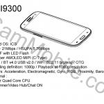 Apparent Samsung GT-I9300 Service Manual Sketch Leaks Out