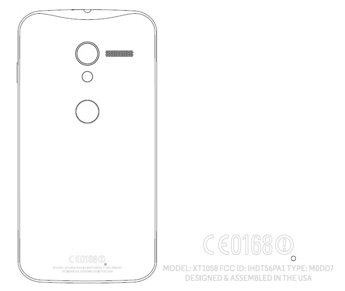 FCC filing mentions Motorola XT1058, could be the XFON for