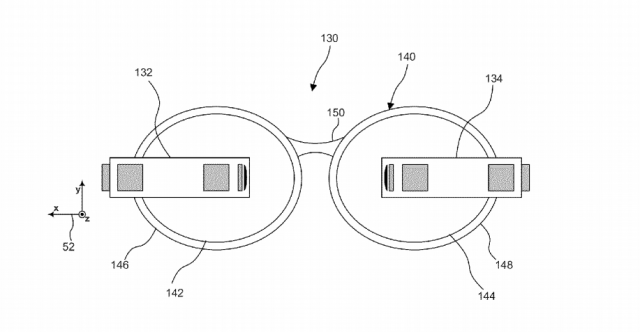 Google patents dual-Glass design, suggests Google Glass