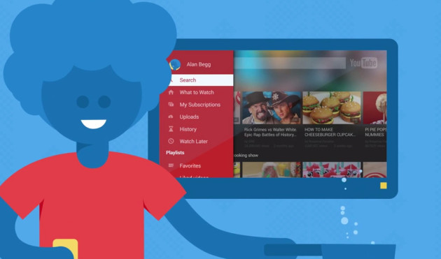 how to watch youtube on samsung smart tv 2018
