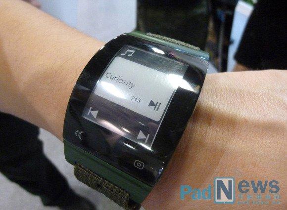 sharp smartwatch