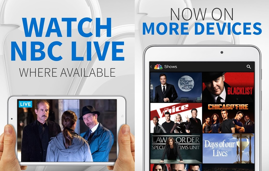 NBC brings Live Streaming and Improved Search to it's ...