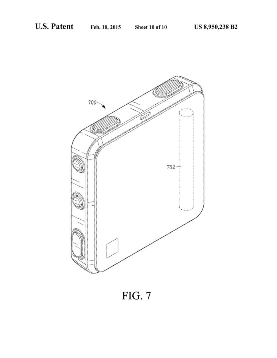 Google gets patent for a new body odor removing device