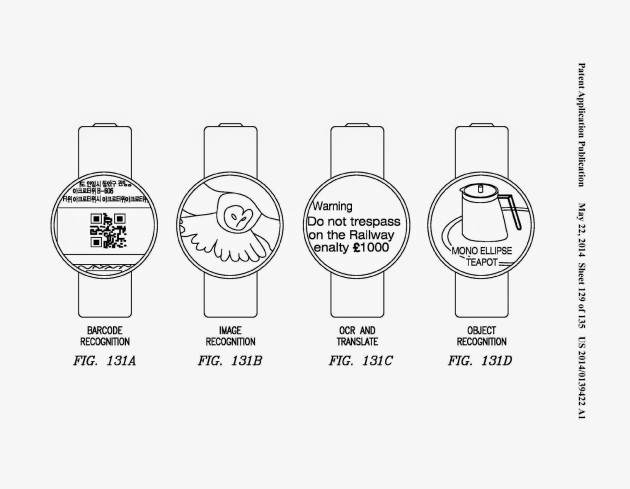 New details for Samsung's new round smartwatch surface