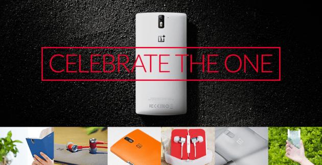 OnePlus - Celebrate 1st Birthday