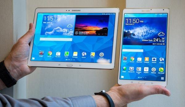 Samsung Galaxy-Tab--S-comprimidos lançou-in-Índia1
