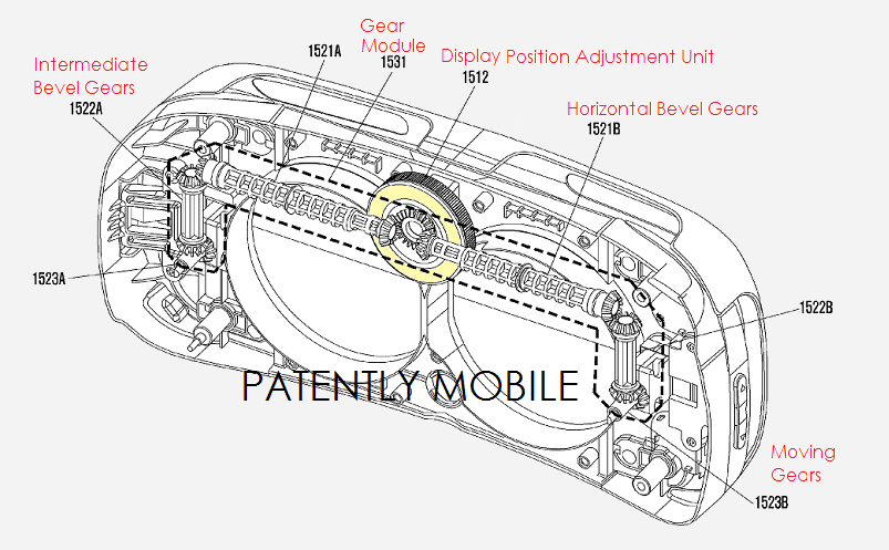 Samsung's patent application reveals future plans for Gear