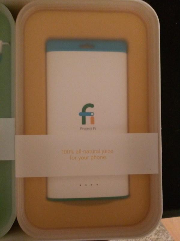 Google Sending Project Fi Subscribers Order