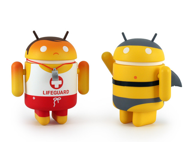 ANDROID MINI SUMMER 2015 toy