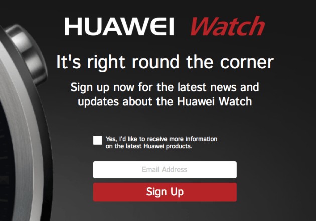 huawei_watch_signup_page