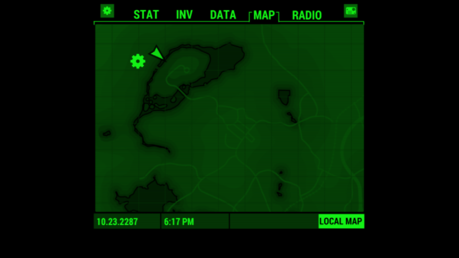 Fall Out Boy Iphone 5 Wallpaper Bethesda Releases Pip Boy Companion App To The Play Store