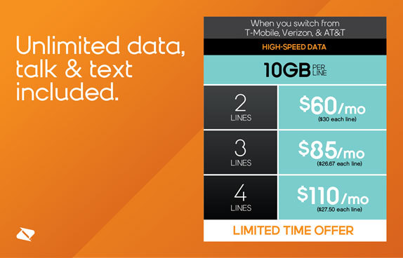 Boost Mobile Offers To Cut Competitors Rates In Half On