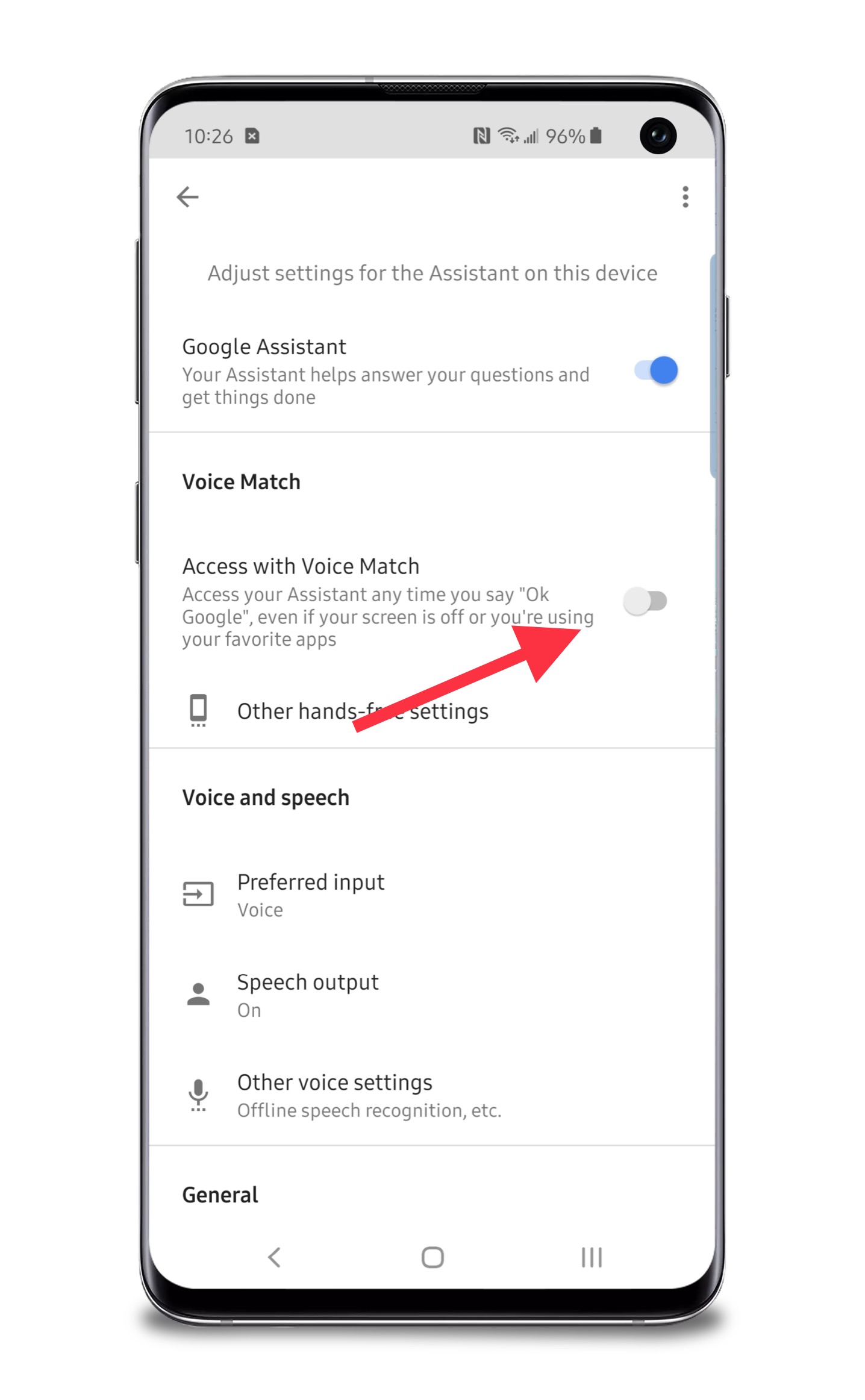 """Here's how to turn off """"Ok Google"""" detection and Voice"""
