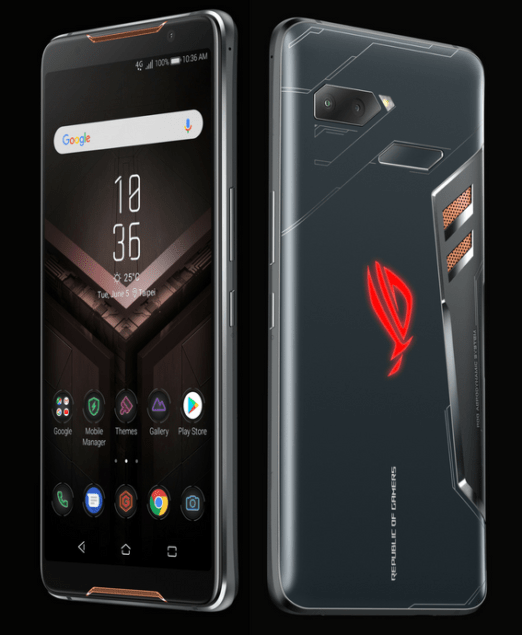 ASUS ROG Phone Specifications - TalkAndroid.com