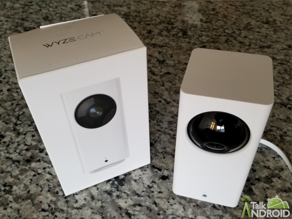 Wyze Cam Pan Review A Great Inexpensive Camera Now On