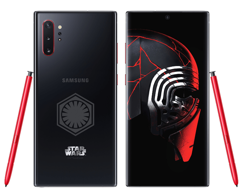 Update Now On Sale Samsung S Galaxy Note 10 Star Wars Edition Goes On Sale From December 13th For 1 300 Talkandroid Com
