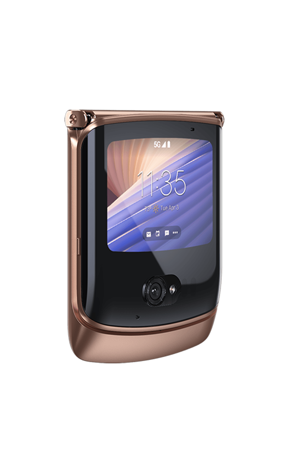 Latest leak points to both AT&T and T-Mobile stocking the upcoming Motorola Razr 5G - TalkAndroid.com