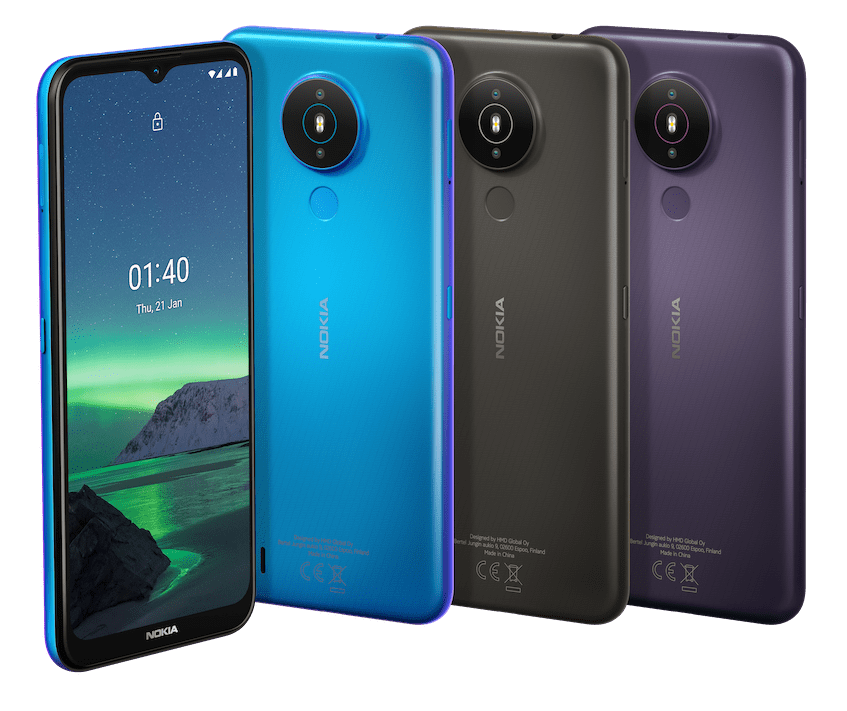 HMD Global's Nokia 1.4 is now on sale in the UK (US from April 15th) - TalkAndroid.com
