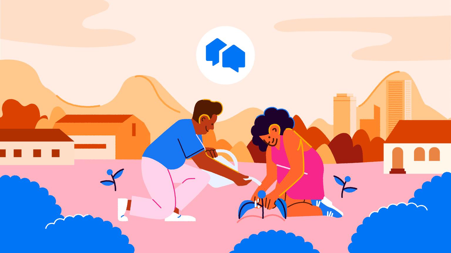 Facebook's new Neighborhoods feature takes aim at the Nextdoor app - TalkAndroid.com