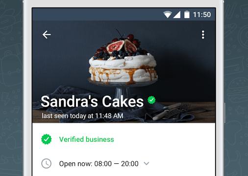WhatsApp Business APK ndir  Android in letmelere