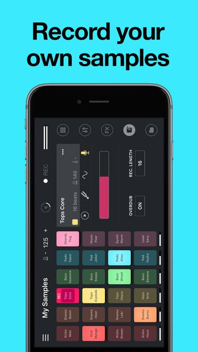 Remixlive İndir - Android Cihazlar için Müzik Yapma Uygulaması - Tamindir