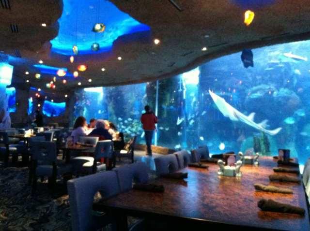 Aquarium Restaurant Opry Mills Mall Menu