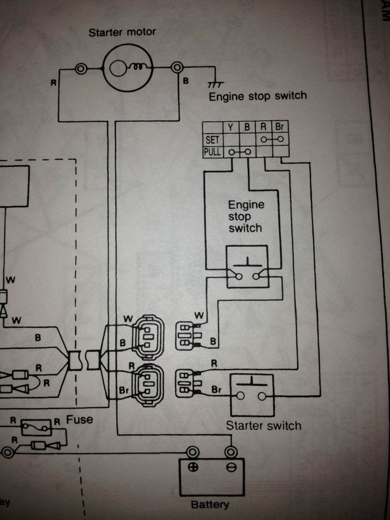 medium resolution of yamaha superjet wiring diagram wiring diagrams yamaha super jet wiring diagram
