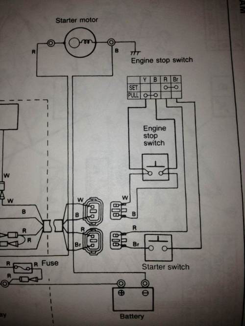 small resolution of yamaha superjet wiring diagram wiring diagrams yamaha super jet wiring diagram