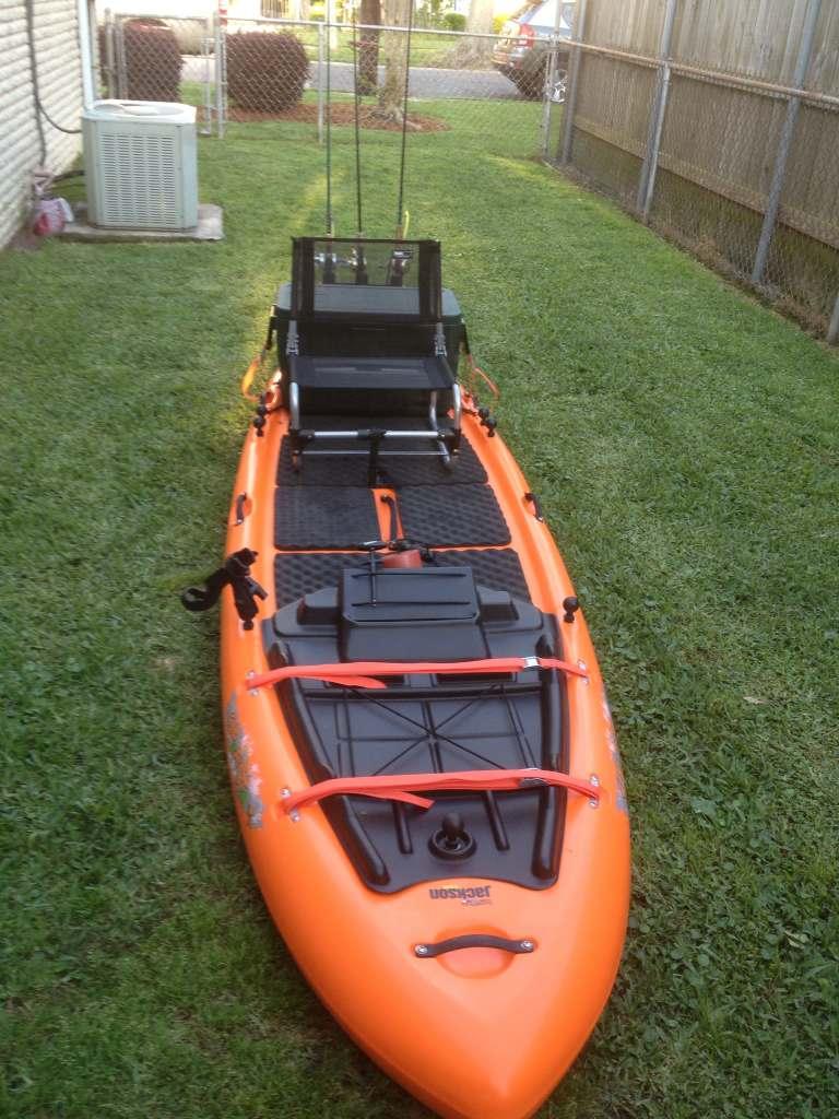 larry chair kayak big joe lumin smartmax fabric rigged out superfishal