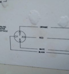 here s a picture of the wiring diagram for my original 12 24 plug female at bow  [ 1024 x 768 Pixel ]