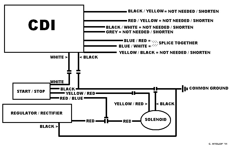 Yerf Dog 150cc Wiring Diagram Go Kart together with 7 Pin Cdi Wiring Diagram further Lighted Doorbell On Wiring Diagram furthermore 12 Poliger Ac Motorschaltplan besides Suzuki Cdi Wiring Diagram. on dc cdi wiring diagram
